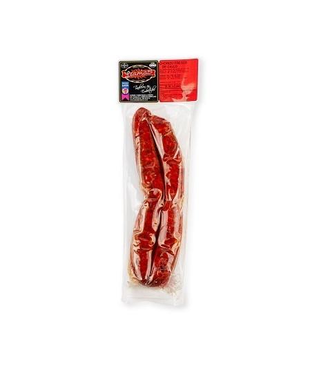 Chorizo fresco oreado picante